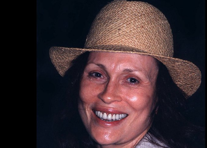 HAPPY 80TH BIRTHDAY - FAYE DUNAWAY
