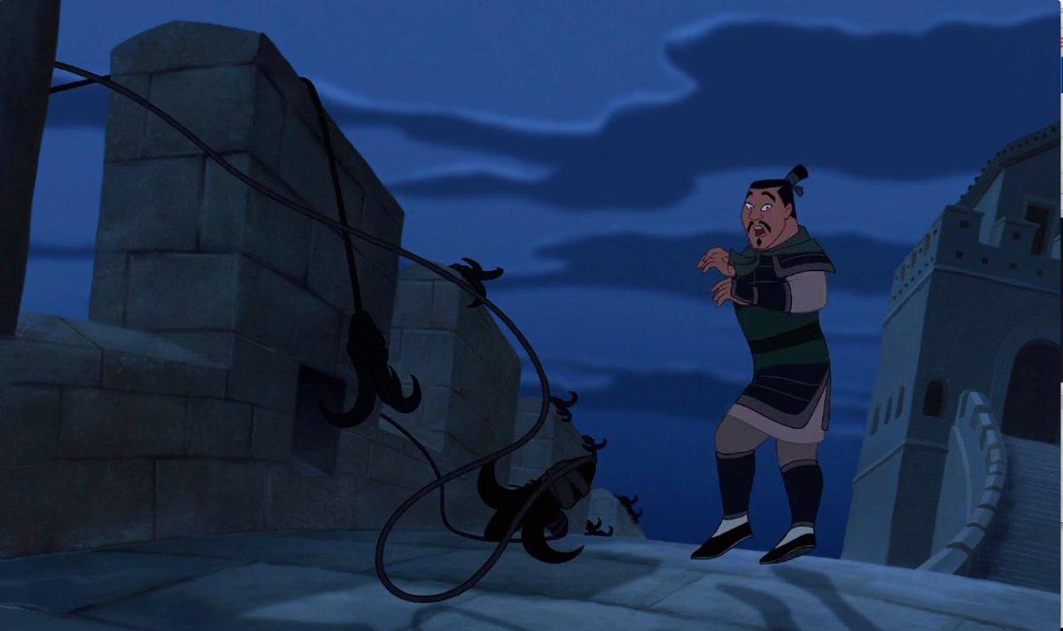 RT @undacovidbrutha: @sanx_03 This that Mulan grappling hook https://t.co/MhY3bBf7rb