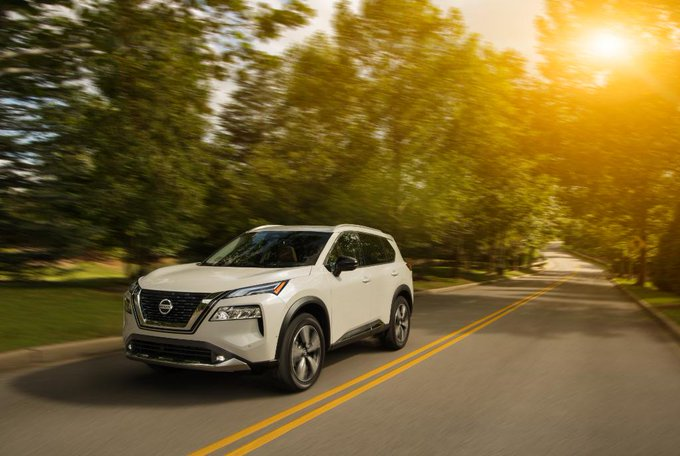 The All-New #NissanRogue2021 and the #NissanVersa2021 have been named 2021 Best Buy Award Winners. 🏆