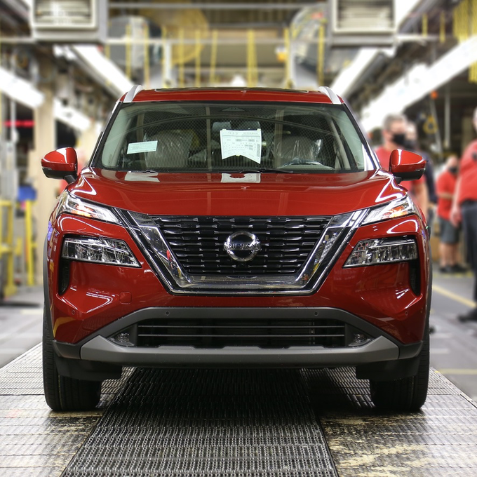 Did you know: The All-New #NissanRogue2021 is lucky number 14 million. Party popper   That's how many vehicles have been assembled at the #Nissan Smyrna Vehicle Assembly Plant - which is the highest-volume vehicle assembly plant in North America since 2014.
