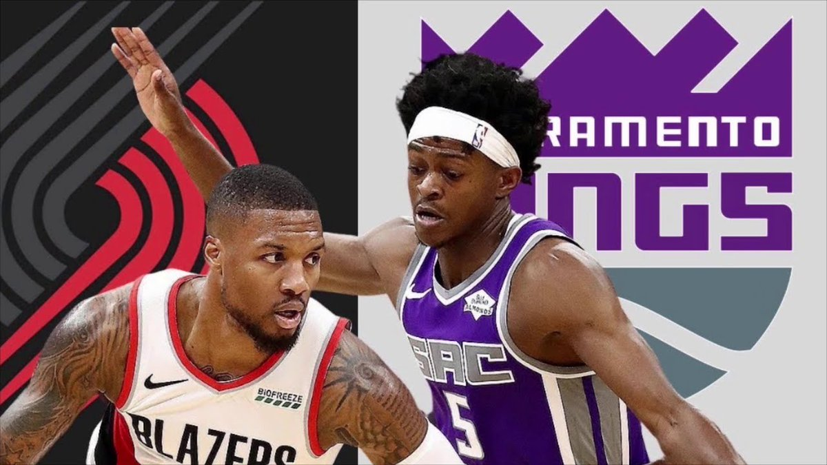 The Portland Trailblazers and the Sacramento Kings collide from Golden 1 Center at 10PM(et). Portland have been at their best & they're starting to heat up and will be aiming for a 4th straight win. The Kings have been struggling lately losing 5-of-the last 7 games. @sbgglobal