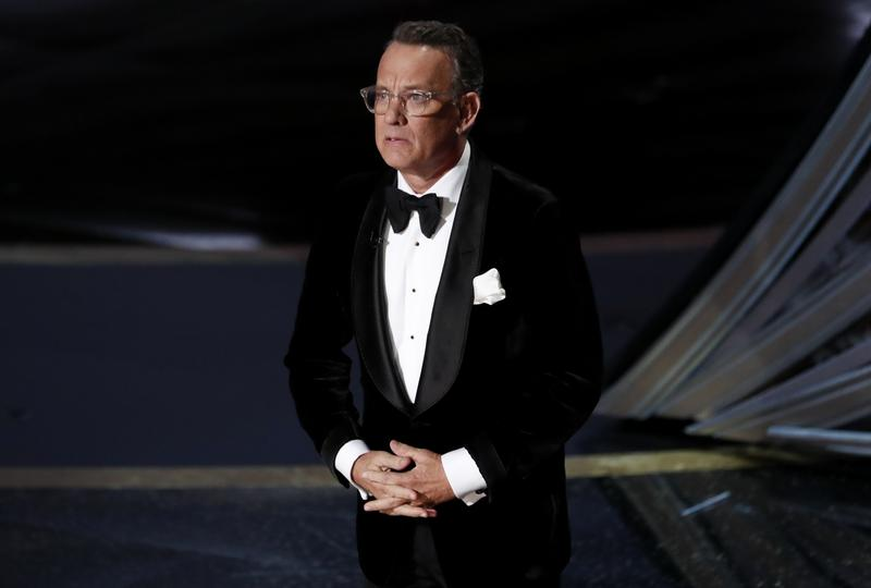 Tom Hanks to host televised special for Bidens inauguration reut.rs/3smFs7h