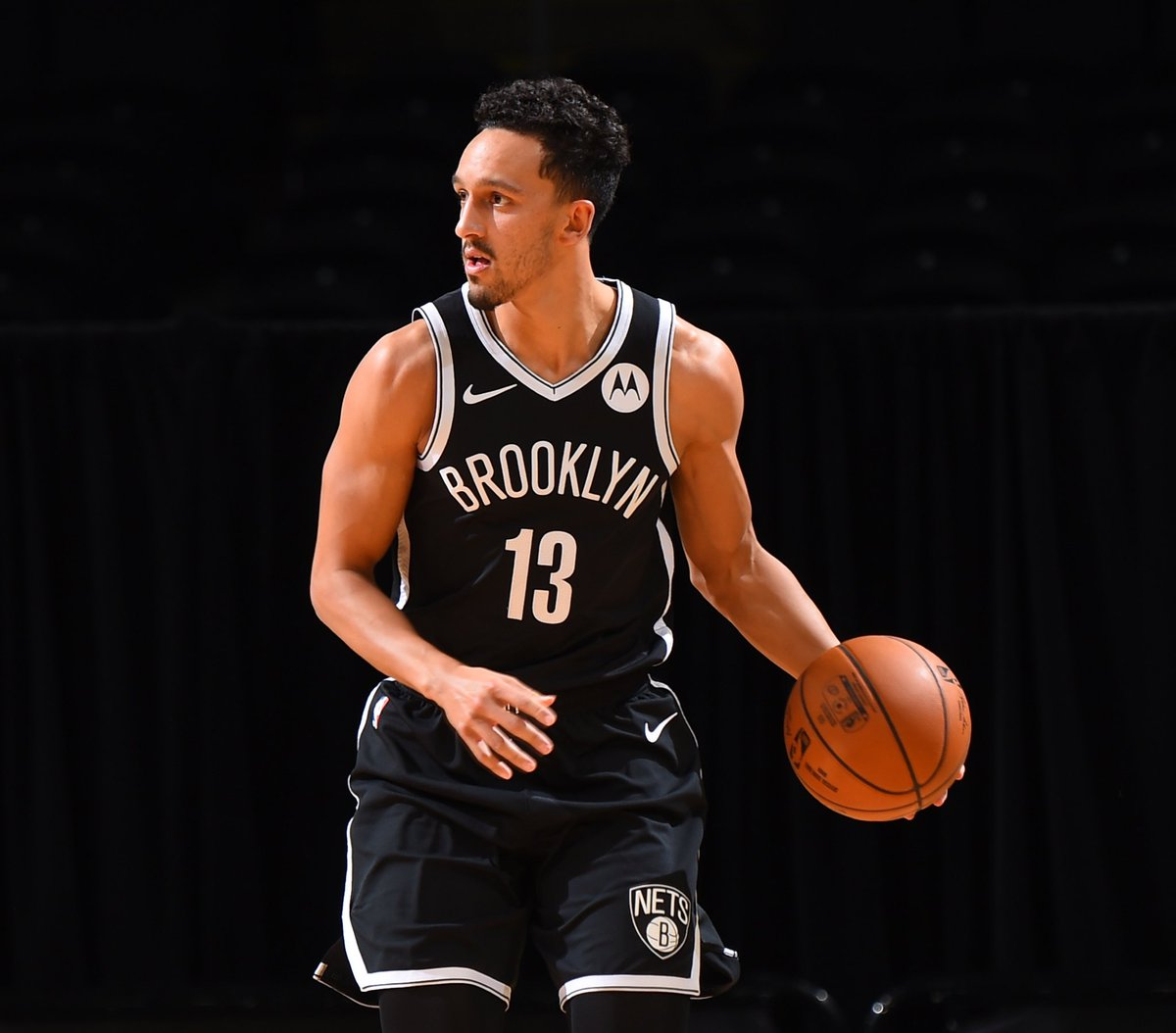 Under the radar trade likely in the works:  Finding out what kind of awesome watch Landry Shamet gets for coming up off #13. 🤔