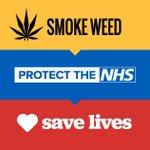 Image for the Tweet beginning: Smoke weed. Save lives.  #DankMemes #Cannabis