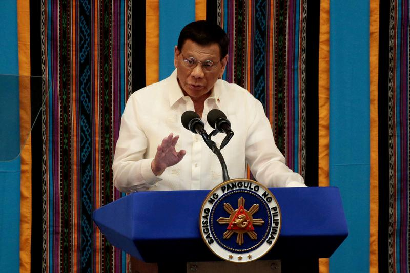 Philippines' Duterte defends purchase of Chinese COVID-19 vaccine https://t.co/skRLYuSNpI https://t.co/dJy6UDPr7x