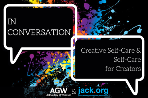 test Twitter Media - The AGW and https://t.co/gYNLXd14Gm team up to talk creative  self-care 😌  Kim Willis & Jenny-Lee Almeida from Canadian Mental Health Association - Windsor will be joining the panel discussion.  Friday, January 15th from 7-8:30pm  Register below ⬇️ https://t.co/YcrLzBjbg6 https://t.co/OJnnNTb9F7