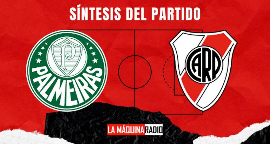   Síntesis del partido   Palmeiras vs River Plate  https://t.co/3AmhJkJftn https://t.co/eHgxmuuNwx