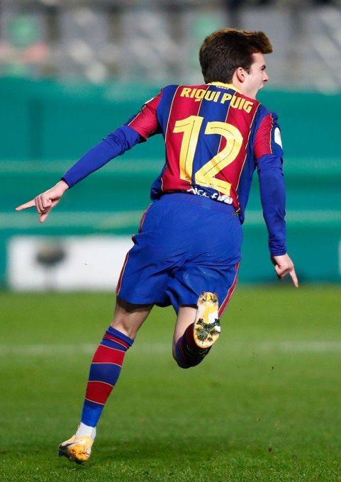 @FCBarcelona @RonaldKoeman play this boyyyy