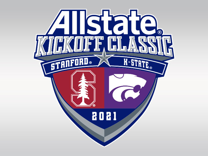 Coming this September to #ATTStadium‼️ @KStateFB 🆚 @StanfordFball in the Allstate Kickoff Classic