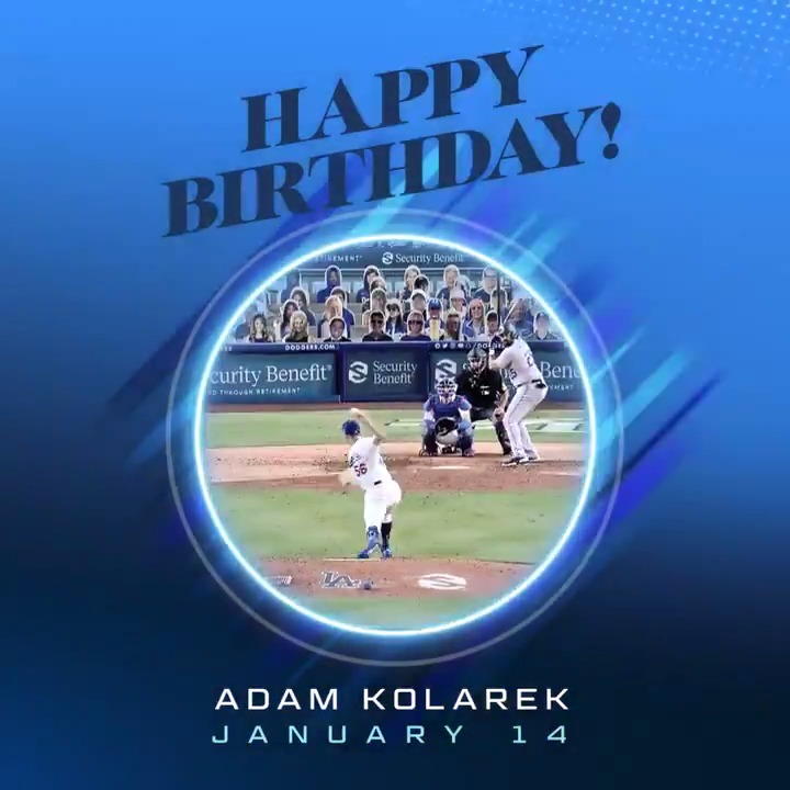 Happy birthday, Adam!