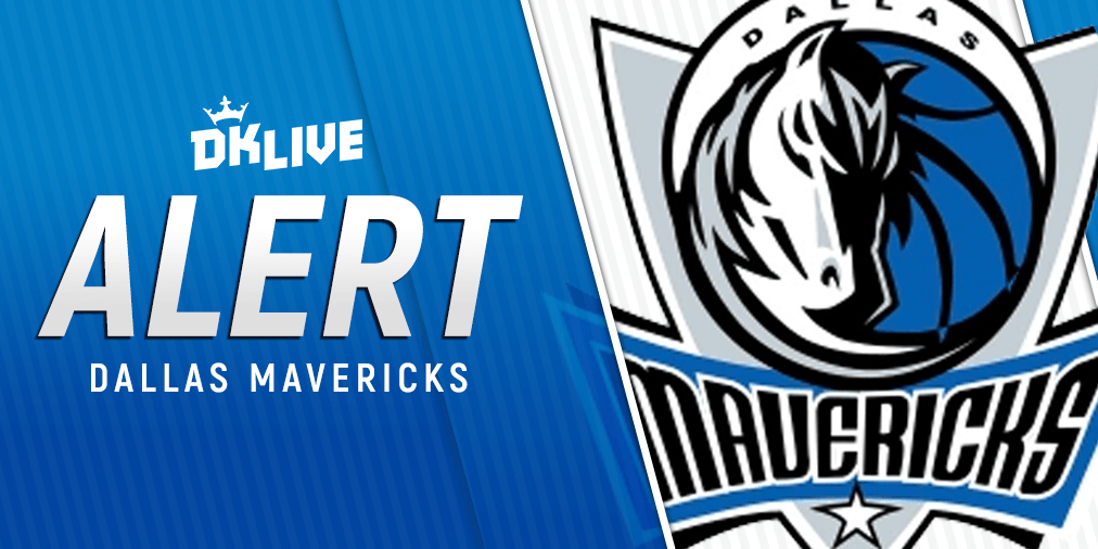 NBA LINEUP ALERT: Mavericks PG/SG Trey Burke will start tonight's game vs. the Hornets, while SG/SF Tim Hardaway Jr. will come off the bench. https://t.co/BBxWsI07Qm