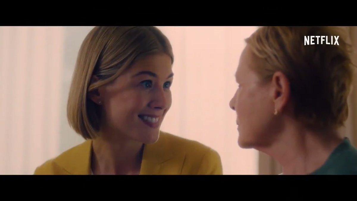 🎬 Nunca has conocido a nadie como Marla Grayson.  Trailer de I Care a Lot, la nueva película de Rosamund Pike y Eiza González (@eizamusica). Estrena el 19 de febrero en #Netflix 👇