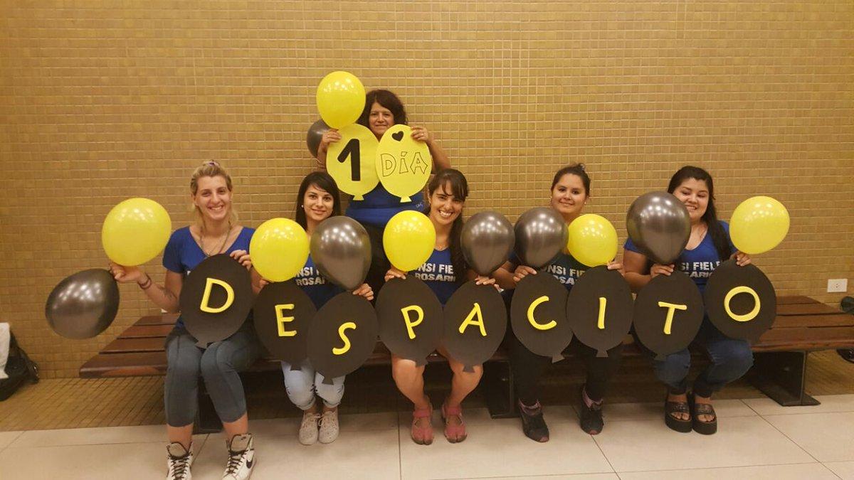#Despacito4Años #Despacito #PuertoRico 🇵🇷🌴🎉 #FonsiFieles 🇦🇷🎶🌊 @LuisFonsi & @daddy_yankee 🔥🔥🔥