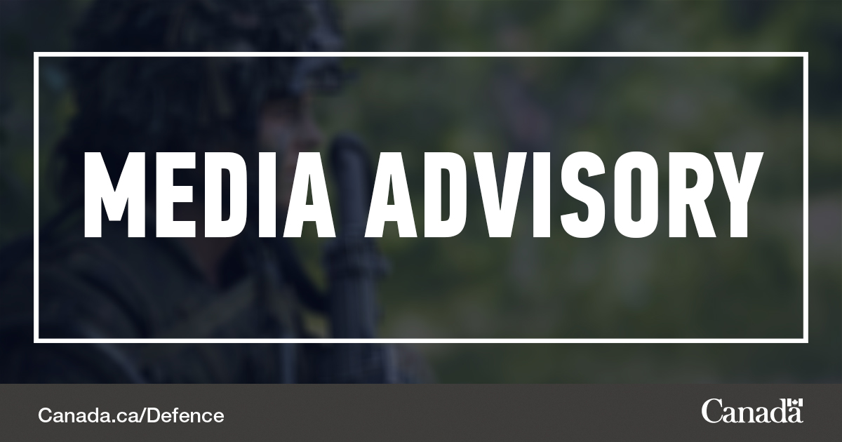 Media are invited to the virtual Change of Command of the Canadian Armed Forces ceremony, which will see command transfer from Gen Jonathan Vance to VAdm Art McDonald on Jan 14 - FB feed and Smudging Ceremony at 2:15 p.m., opening remarks at 2:30 p.m. canada.ca/en/department-…