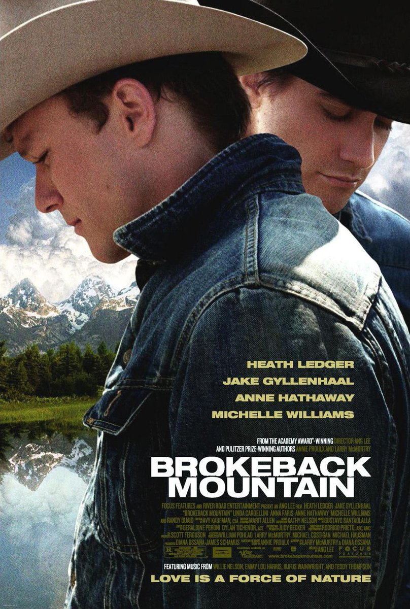 Love is a force of nature. Brokeback Mountain first premiered in cinemas 15 years ago today. Thank you to our partners at Focus Features!  #BrokebackMountain #FocusFeatures #bltcommunications @FocusFeatures