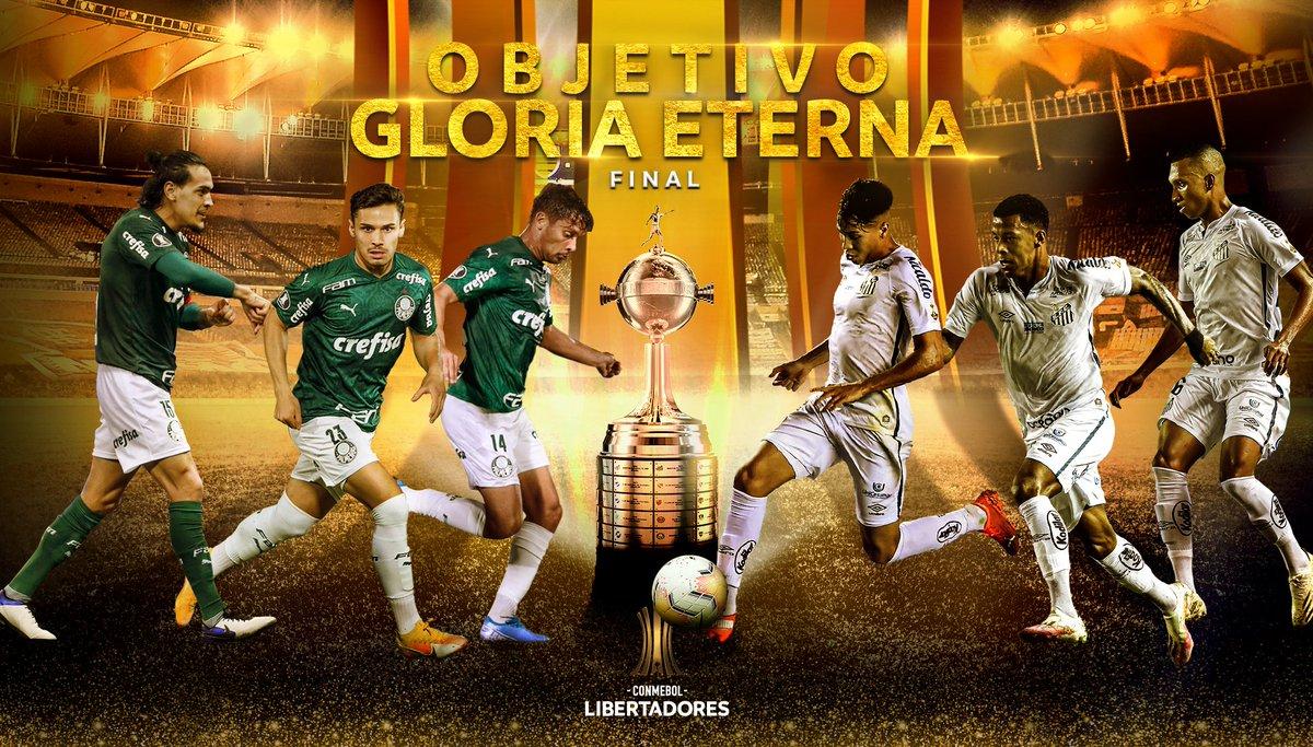"""Por qué es tendencia? on Twitter: """"""""Copa"""": Porque Santos venció a Boca y  jugará la final de la #Libertadores ante Palmeiras… """""""