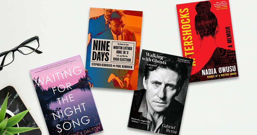 Check out the Amazon Books editors' favorite books of January:
