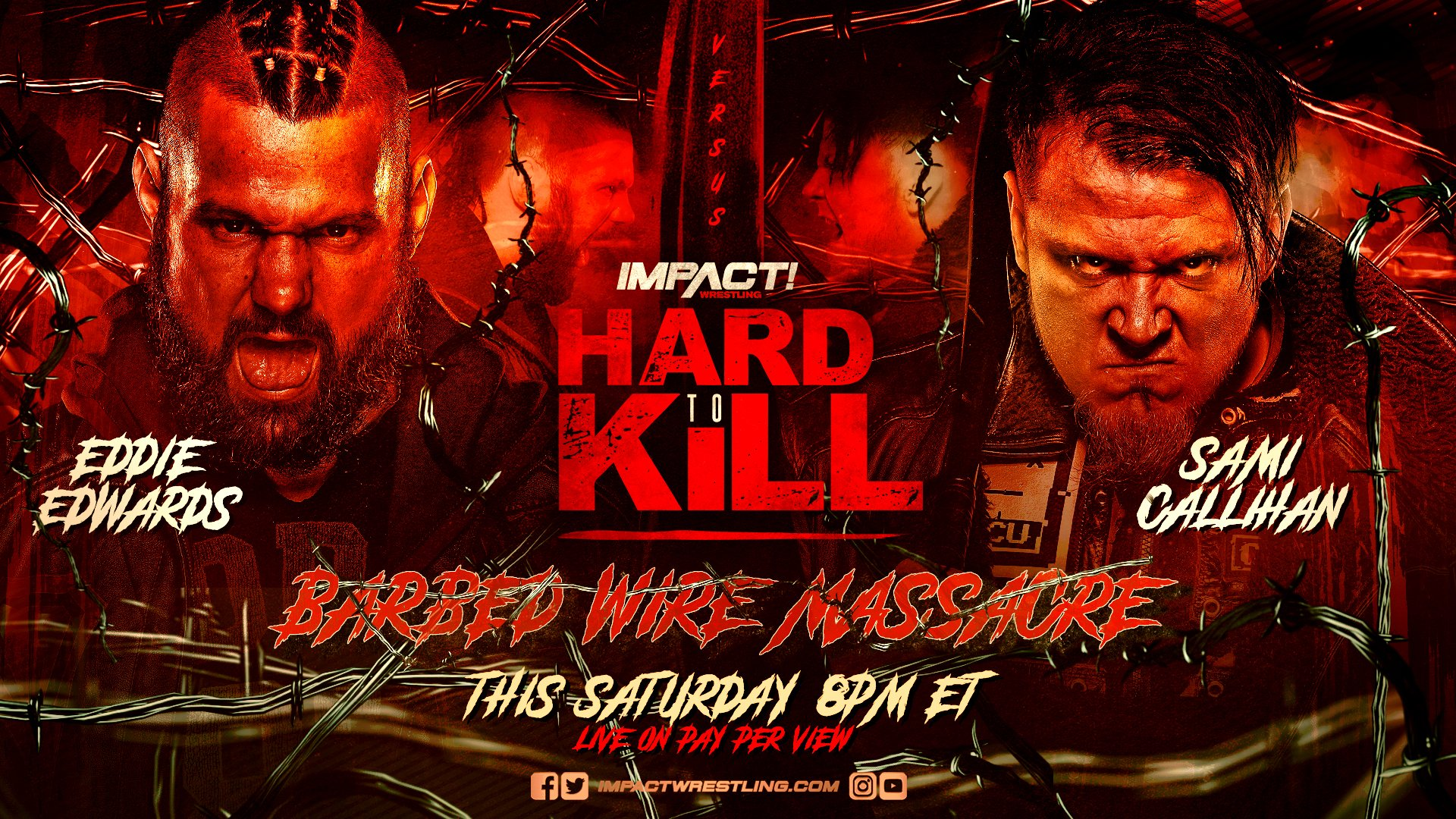Hard to Kill Eddie Edwards Sami Callihan