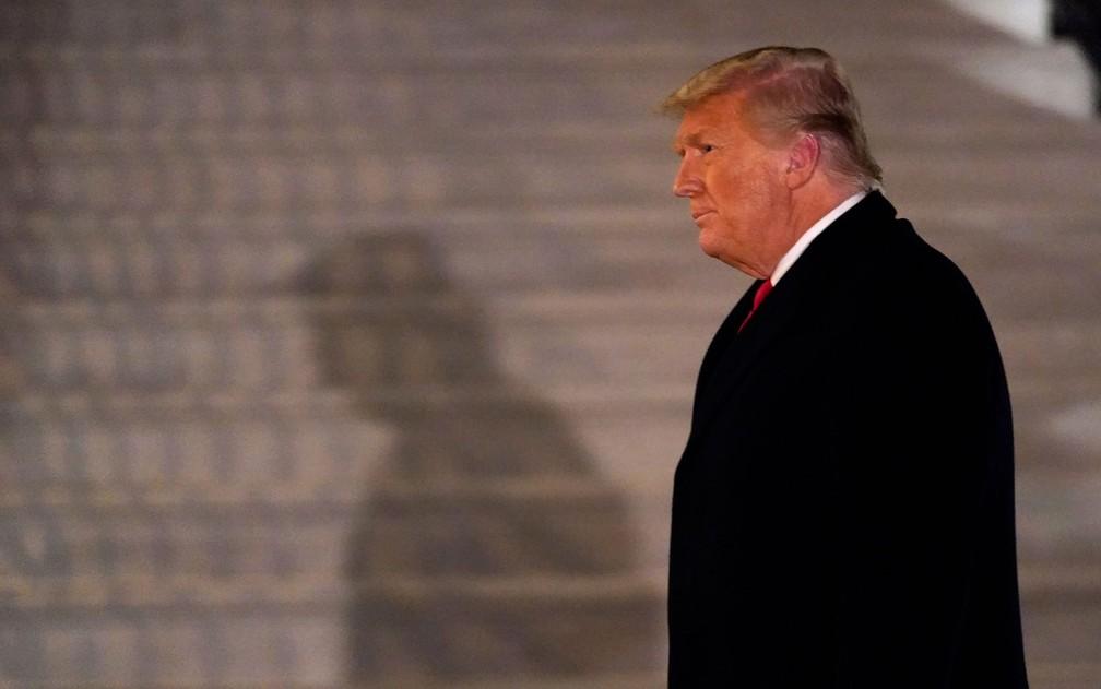 Impeachment de Trump: veja os próximos passos do processo contra o presidente dos EUA  #G1