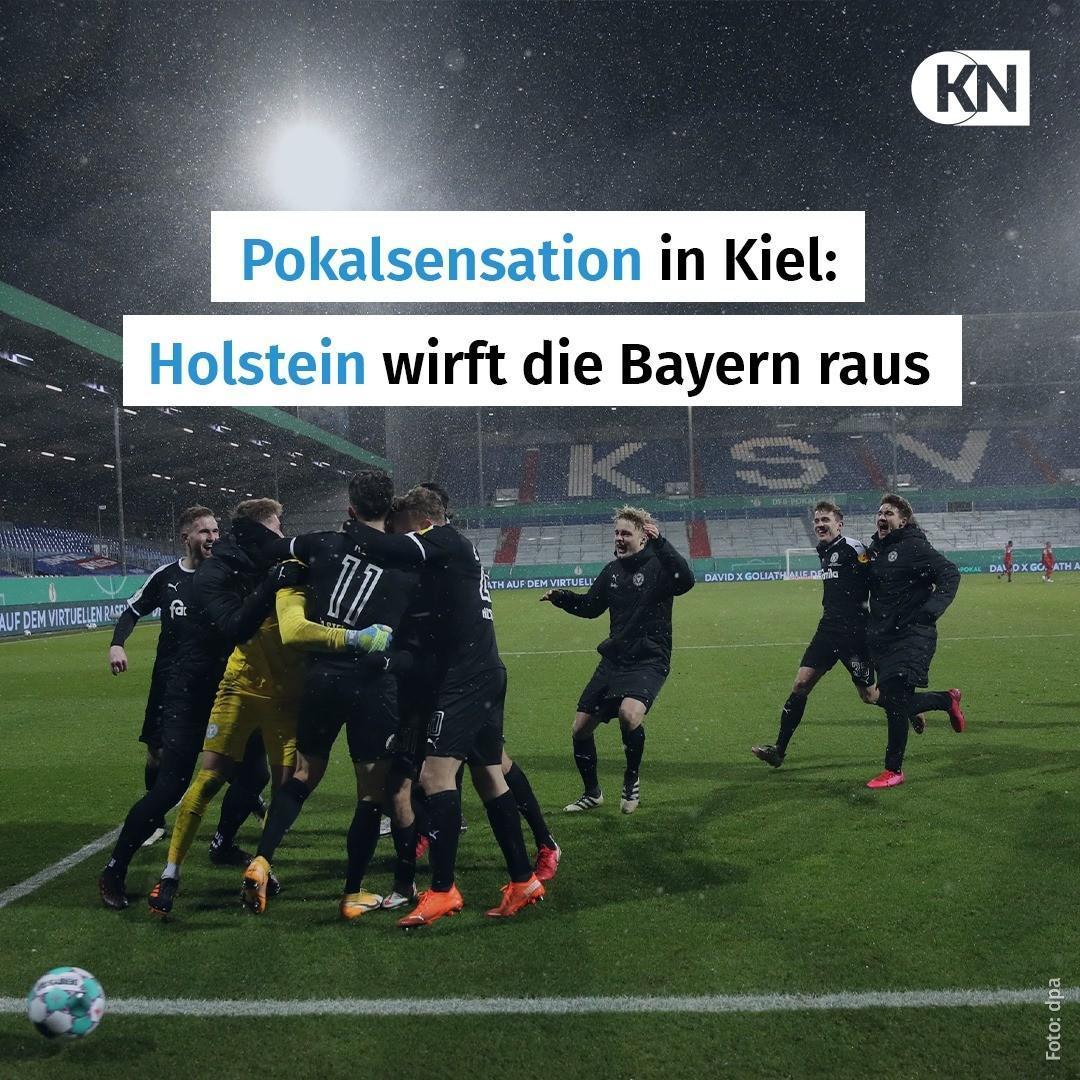 Guten Morgen, #Kiel! Zum Sieg von @Holstein_Kiel gestern haben wir für euch diesen Lesestoff schon parat:  ➡️ Nachspielzeit: Ein Triumph für die Geschichtsbücher: https://t.co/97lkE8i0pV ➡️