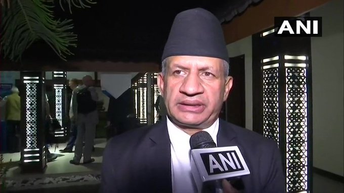 Nepal Foreign Minister arrives in India on three-day visit Photo
