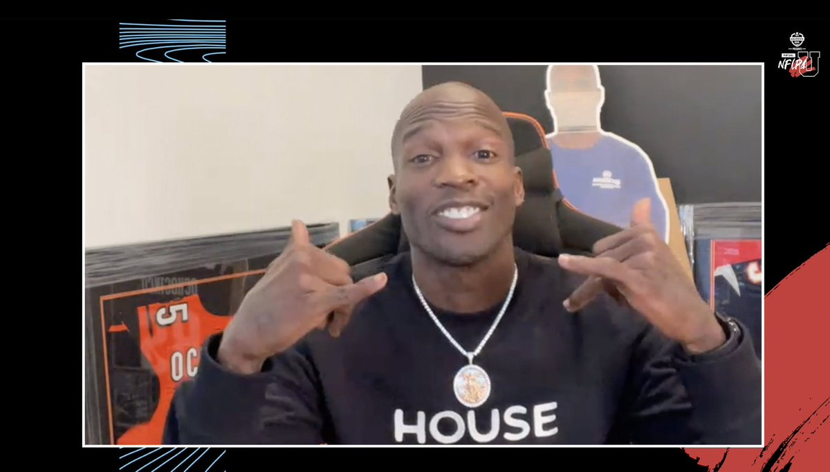 The Official @EAMaddenNFL Ratings Adjuster: @ochocinco. If you have any gripes about your rating, you know who to call 📞