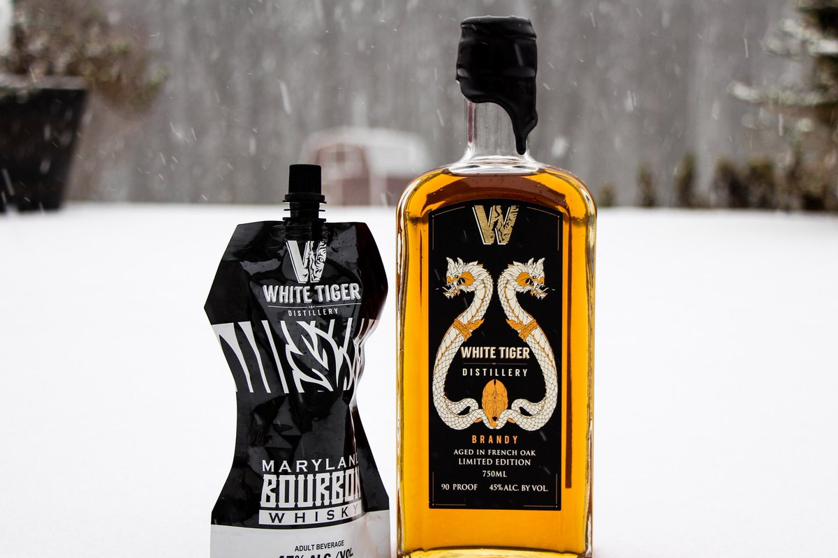 @blakeshelton please try @wtigerd you won't be disappointed #bourbon #nashville #whitetiger #partyinapouch #ecofriendly