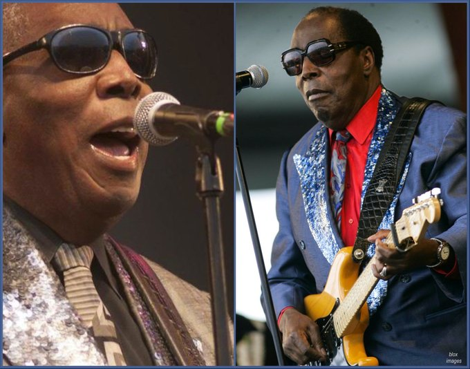 Happy 85th Birthday, Clarence Carter