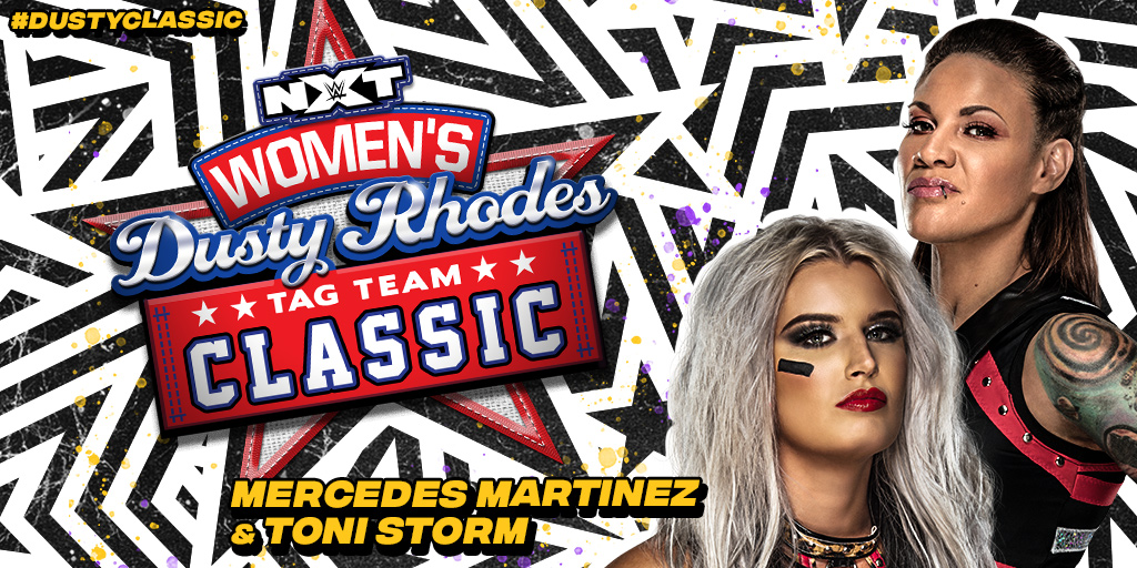Four Teams Revealed For Women's Dusty Rhodes Tag Team Classic