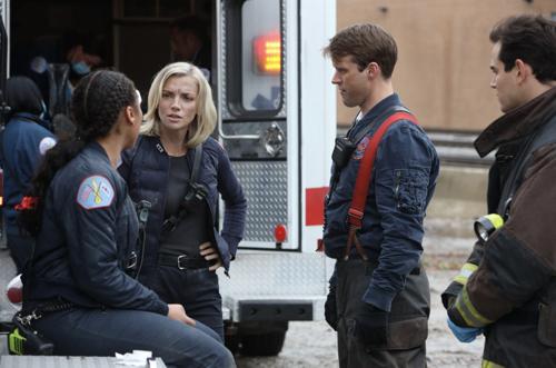 Chicago Fire Recap: Season 9, Episode 3 — Casey/Brett Photo