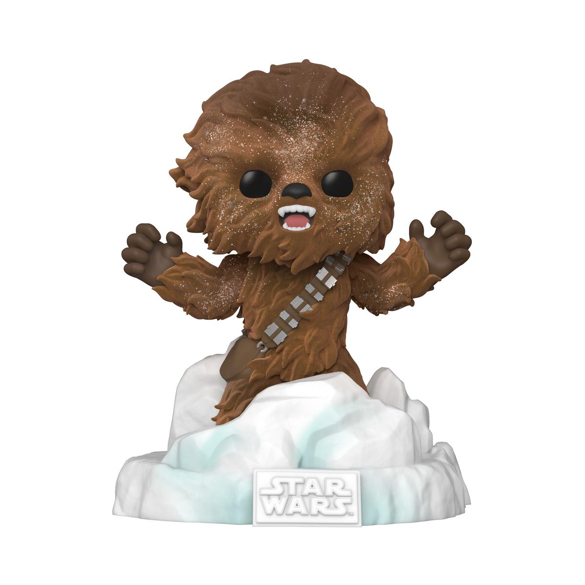 RT & follow @OriginalFunko for the chance to WIN this @amazon exclusive Battle at Echo Base: Chewbacca Pop! Deluxe!  #Funko #Funkogiveaway #StarWars