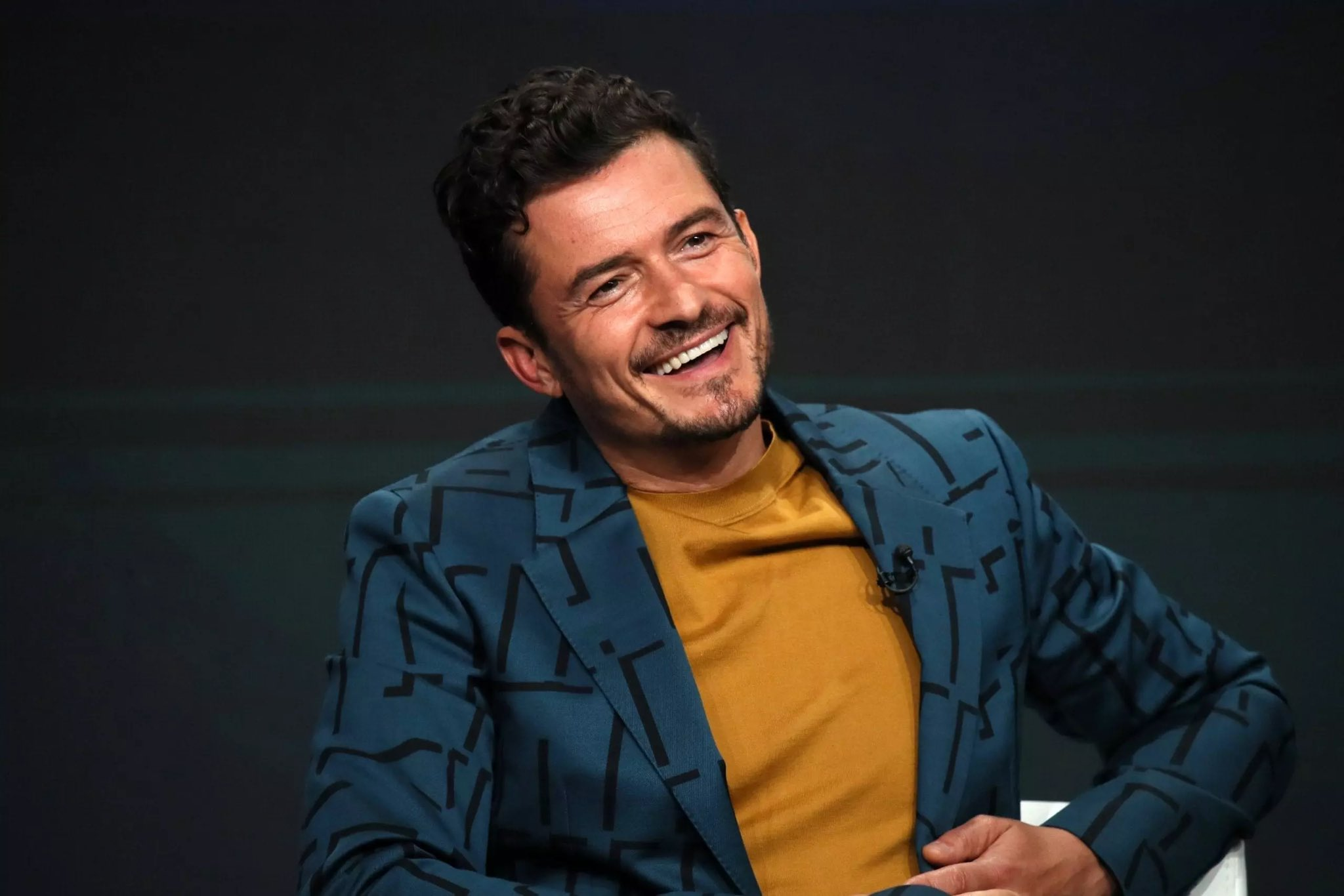 Happy !44th! birthday to the first loml Orlando Bloom