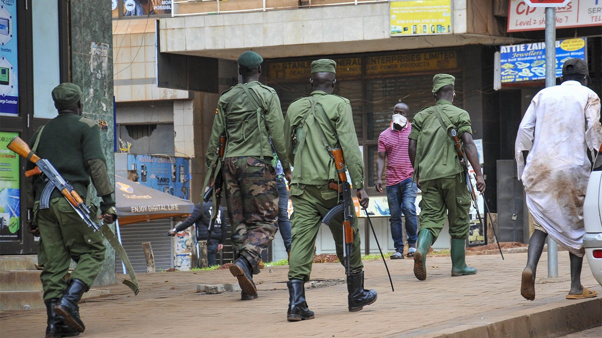 Uganda #Rights2021: Uganda's authorities broke up opposition rallies, arrested government critics and opposition members, and restricted the media ahead of general elections taking place this Thursday 14 January.