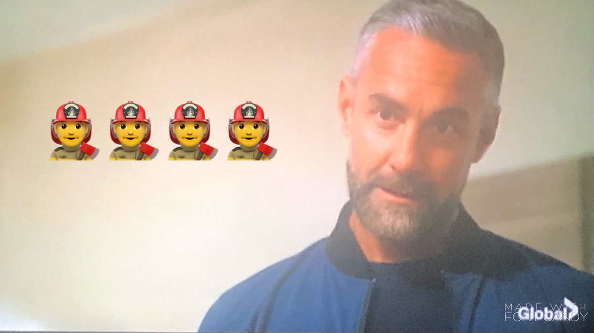 Love @jayharrington3 ❤️❤️❤️ @swatcbs @SWATWritersRoom @ARThomasTV #SWAT