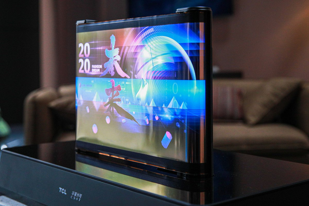 From a rollable phone to an 8K TV, these are the best products and prototypes we saw at #CES this year: