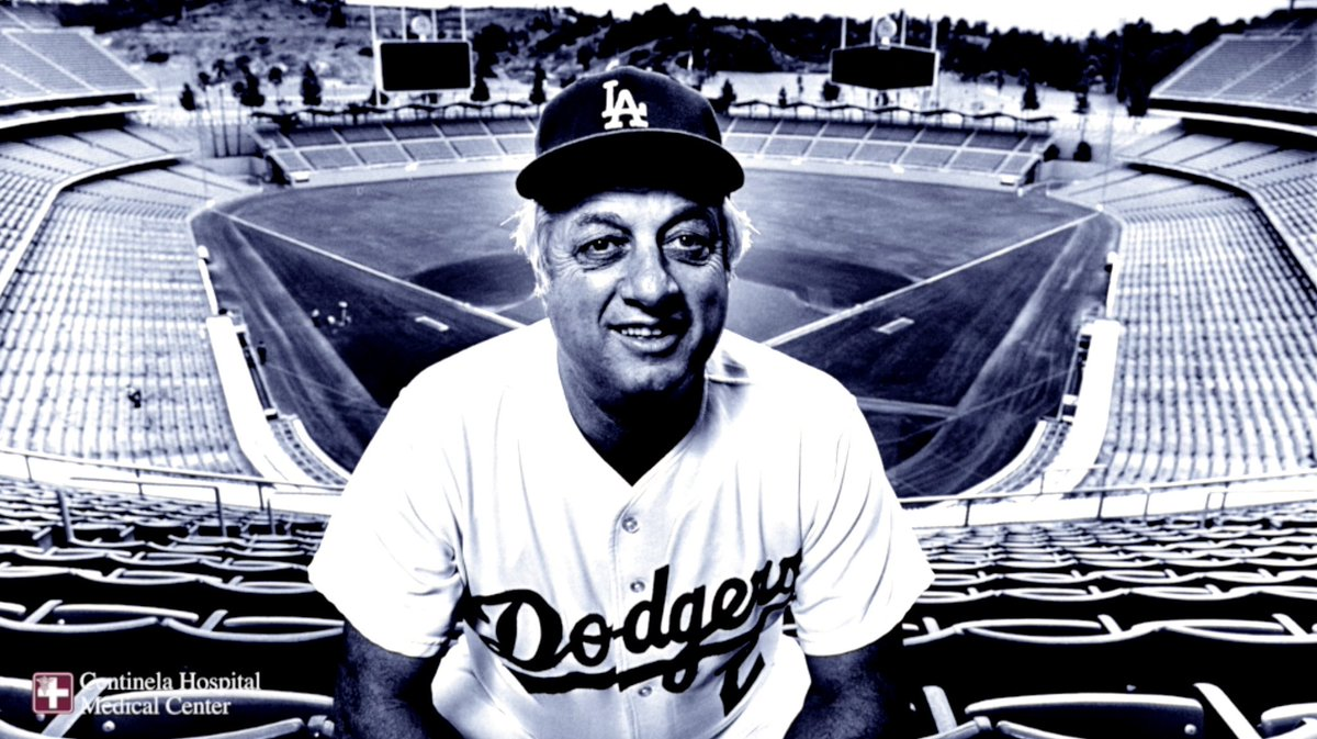 The Tommy Lasorda Heart Institute @CentinelaHosp, a member of Prime Healthcare, pays tribute to Dodgers HOF manager Tommy Lasorda (1927-2021) ▶️   #RIPTommyLasorda #RIPTommy #number2 #dodgers #DodgerNation #Legend