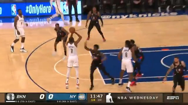 KD drops 25+ for the 8th-straight game.. the first Nets player to do so since Bernard King in 1979!  @KDTrey5: 26 PTS, 6 AST, 2 BLK https://t.co/26DLtLXBgI