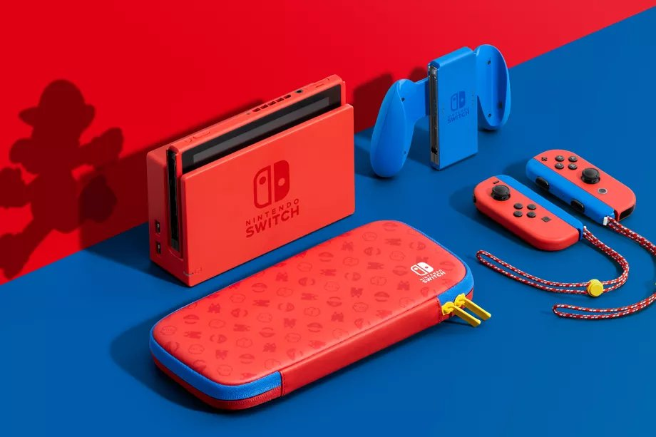 I've been thinking about what to giveaway next. I'm going to do a PC on Friday, but in the mean time I was thinking about doing this switch that gets released on February 4th. You'll be able to pre-order though.   Do people still like switches? Like this tweet if you'd join.