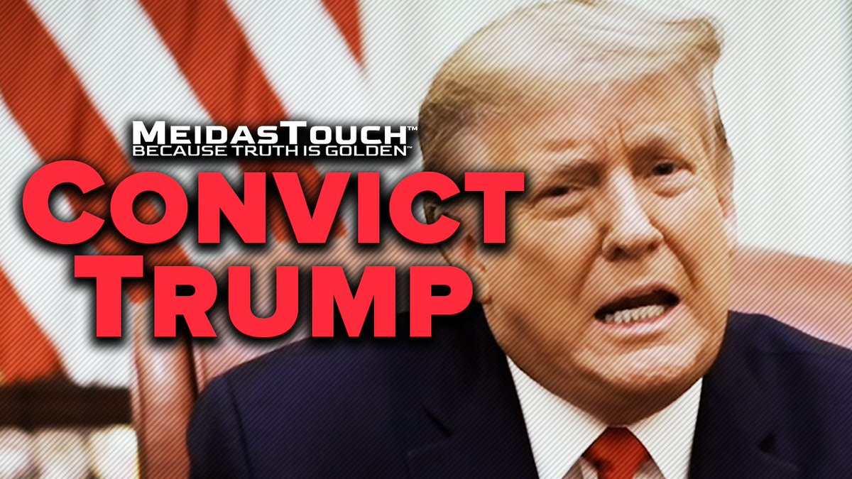 Replying to @MeidasTouch: 📺 NEW VIDEO  Retweet if you think the Senate must #ConvictTrump