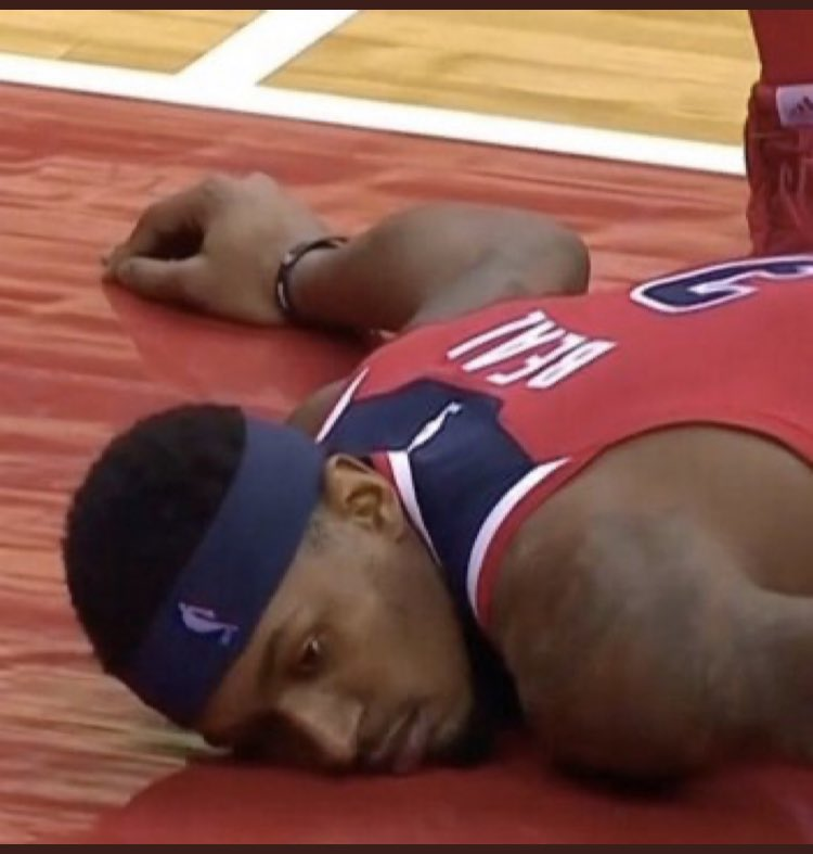 @PelicansNBA @FOXSportsNOLA @sq_ford When are y'all gonna trade for Beal? https://t.co/pcRUy89agP