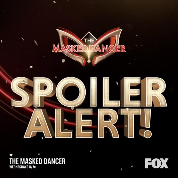 🚨 SPOILER ALERT 🚨 #MothMask is...  #TheMaskedDancer