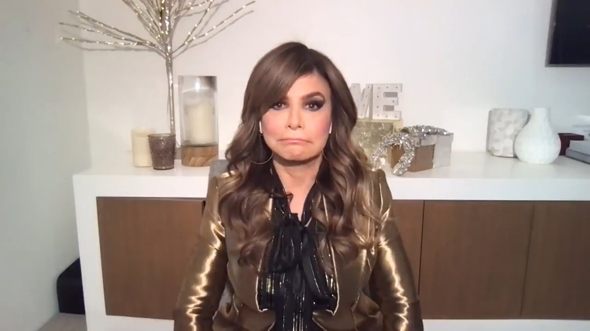 During #WWHL, @PaulaAbdul reacted to Madonna bringing up her name in an interview with the 'Straight Up' singer's ex-boyfriend back in 1990.