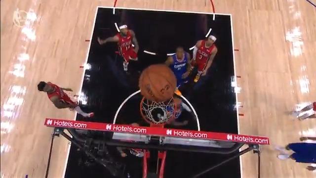 That'll work!  PG, @LAClippers up 9 under 4 min on ESPN https://t.co/qGXRpj9uta