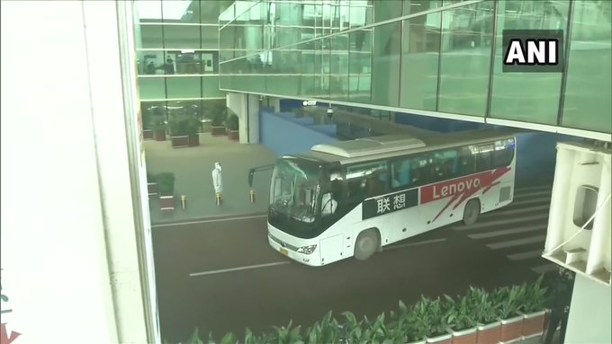 WHO team arrives in Chinas Wuhan to investigate COVID-19 origins Photo