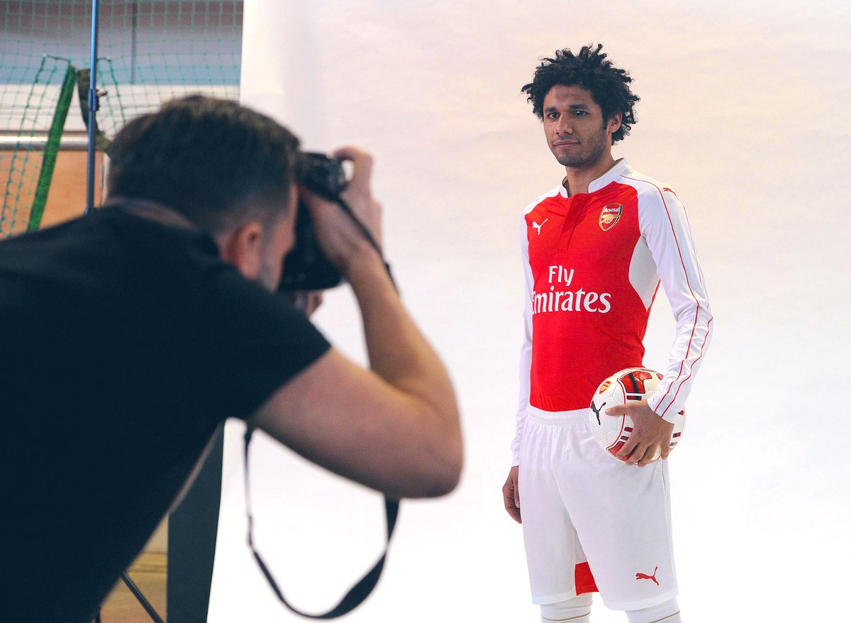 🗓 #OnThisDay in 2016, @ElNennY became a Gunner 🇪🇬❤️