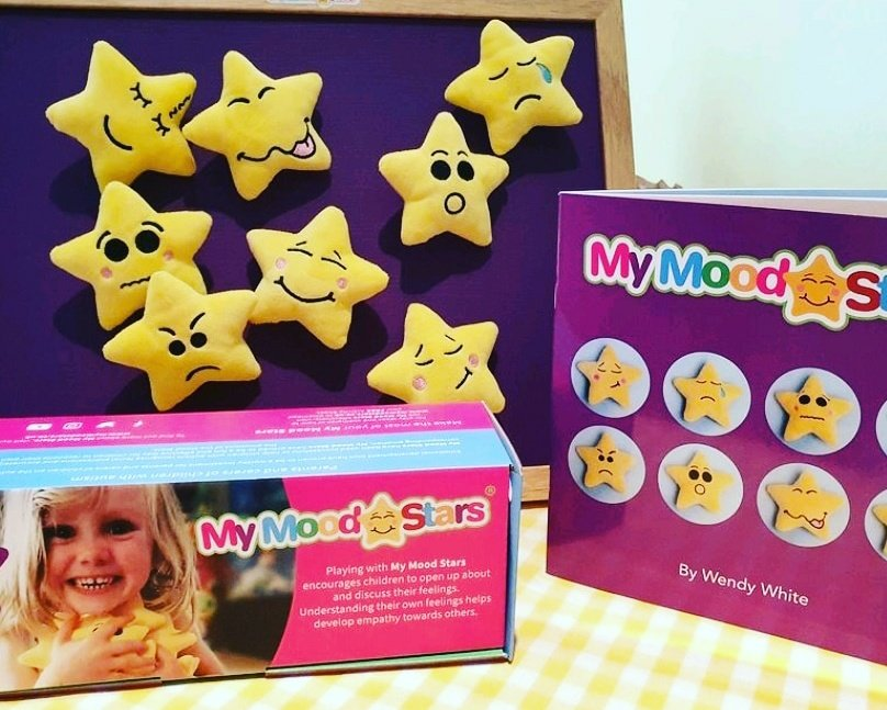 A totally unique and invaluable resource right now. #homeschooling #primaryschool #mentalhealth #MotherOfMoodStars
