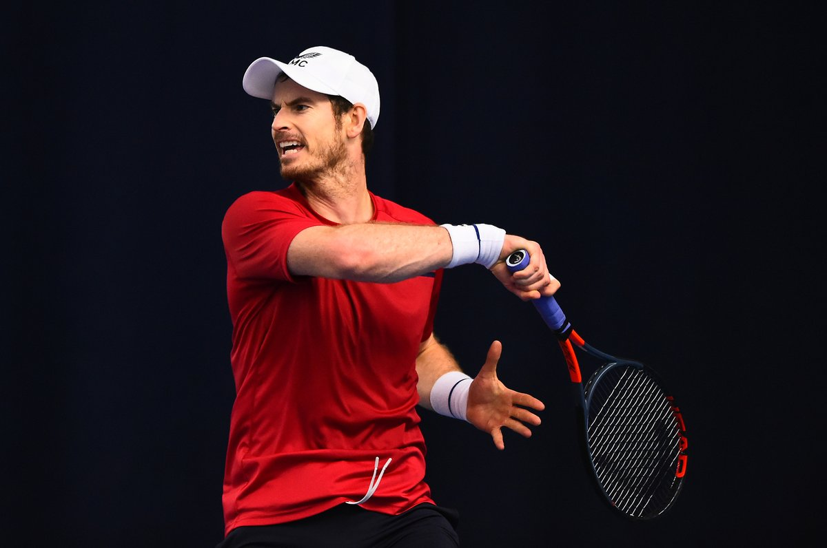 British tennis player Andy Murray has tested positive for #COVID19, Sky News reports.
