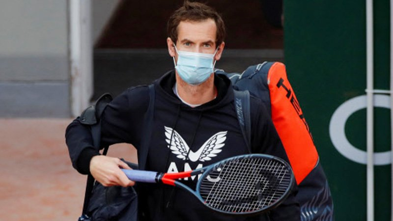 #AndyMurray #COVID19   @andy_murray tests positive for COVID-19: Report  READ▶️