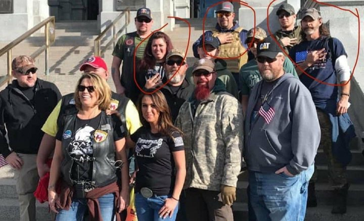 """So, @laurenboebert refers to herself as """"Rambo Barbie"""". I prefer, """"tour guide of domestic terrorists"""". #LaurenBoebertIsATerrorist #BoebertIsATraitor #DomesticTerrorists #ExpellTheSeditionists"""