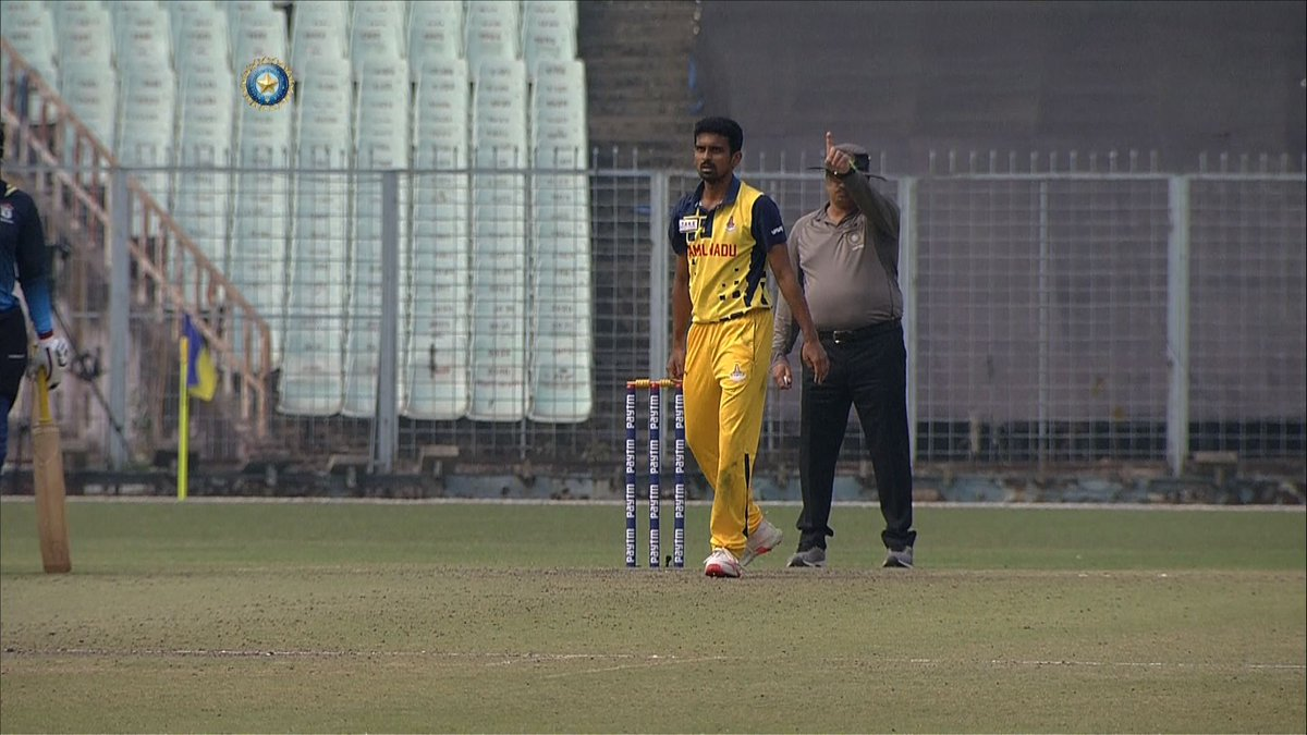 3⃣ Matches 3⃣ Wins 1⃣2⃣ Points  A fine effort with the bat and ball see Tamil Nadu clinch their third win in a row as they beat Odisha by 8 wickets at the Eden Gardens.👏👏#ODIvTN #SyedMushtaqAliT20   Watch the highlights of the match 🎥👇